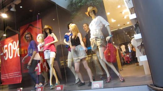 mannequin dance